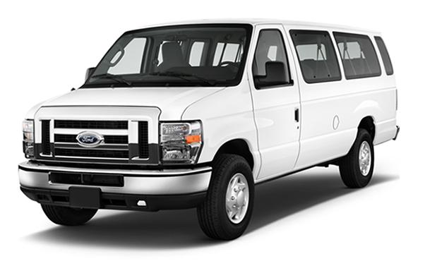10 Passenger Touring Van