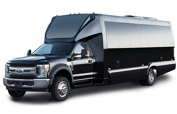 20 Passenger Limo Shuttle Buses