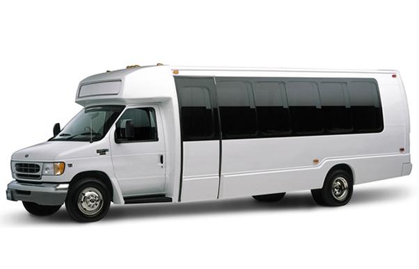 18 Passenger Shuttle Buses