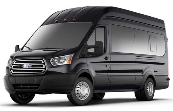 12 Passenger Sprinter Limousines